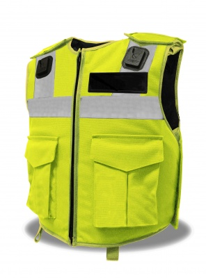 COVER - Overt Community Support High Visibility Body Armour Outer Cover