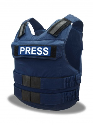 Covert Tactical PRESS Body Armour NIJ IIIA (3A)
