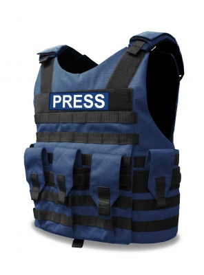 X-1 Tactical Overt PRESS Body Armour NIJ IIIA