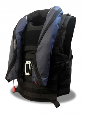 Flotation Body Armour Vest NIJ IIIA
