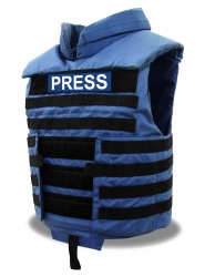 Overt Tactical PRESS Body Armour Vest NIJ IIIA (3A)