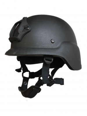 Ballistic Helmet - PASGT (LOW CUT) With Night Vision Shroud