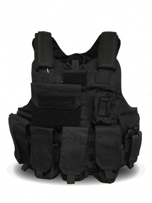 Quick Release Xtreme Tactical Overt Body Armour NIJ II (2)