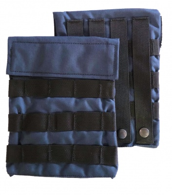 Side Plate / Utility Pouches