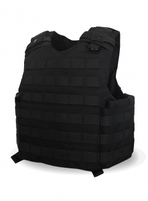 Quick Release Advanced Tactical Overt Body Armour NIJ IIIA (3A)