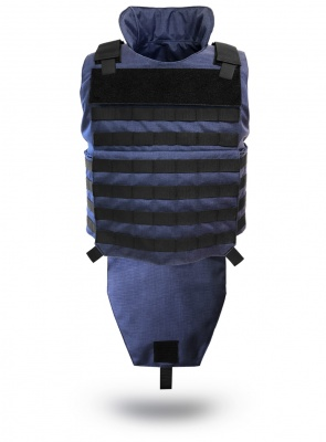 Overt Tactical PRO Body Armour Vest NIJ IIIA (3A)