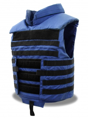 Overt Tactical Body Armour Vest NIJ IIIA (3A)