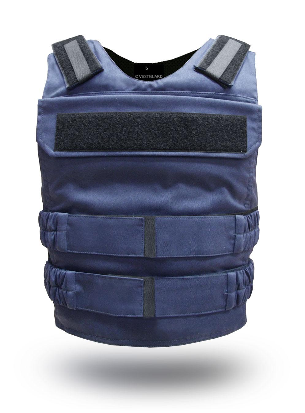Covert Tactical Body Armour NIJ IIIA (3A)