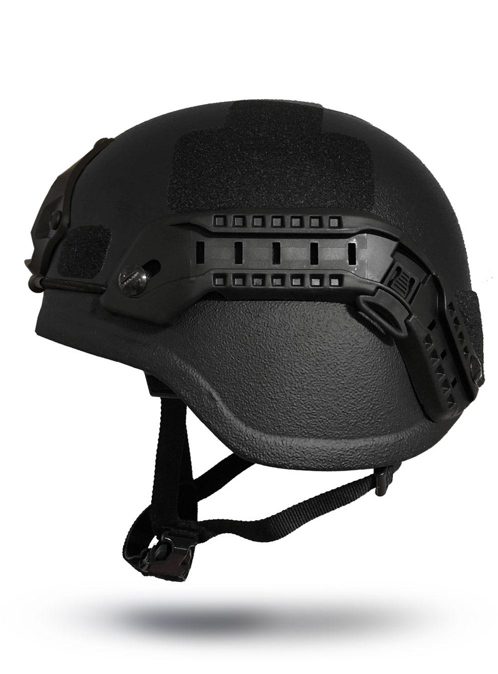 Vestguard Mich Ballistic Helmet Nij Level Iiia 9mm 44