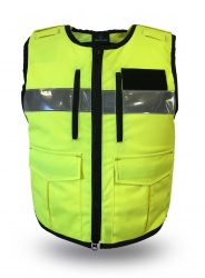Community Support High Visibility Body Armour CS103 - Home Office HO1 KR1 SP1