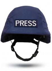 Ballistic Helmet - PRESS