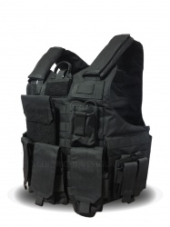 Quick Release Xtreme Tactical Overt Body Armour Cover