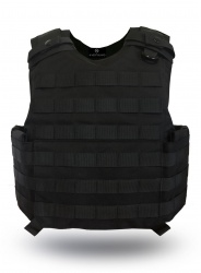 Quick Release Advanced Tactical Overt Body Armour NIJ II (2)
