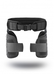 Ballistic MOLLE Modular Thigh and Belt System