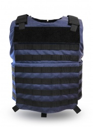 Overt Tactical BASE Body Armour Vest NIJ IIIA (3A)