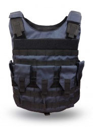 X-1 Tactical Overt Cover with Pouches